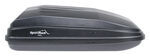 SportRack Vista XL Cargo Box - Roof Mount - 18 cu ft - Black