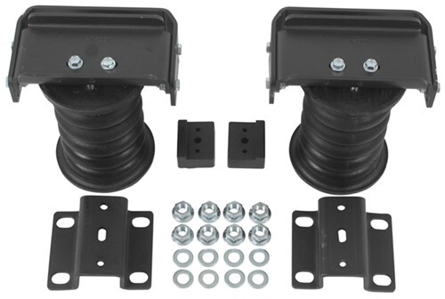 2009 Ford F-250 and F-350 Super Duty Vehicle Suspension SuperSprings SSR-101