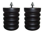 SuperSprings 2001 GMC Yukon XL Vehicle Suspension