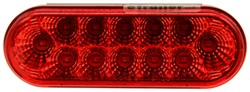 "Miro-Flex, Sealed, 6-1/2"" Oval, LED Trailer Stop/Turn/Tail Light, 3-Function, 12 Diode"