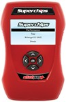 Superchips Flashpaq Performance Tuner - Diesel - Ford