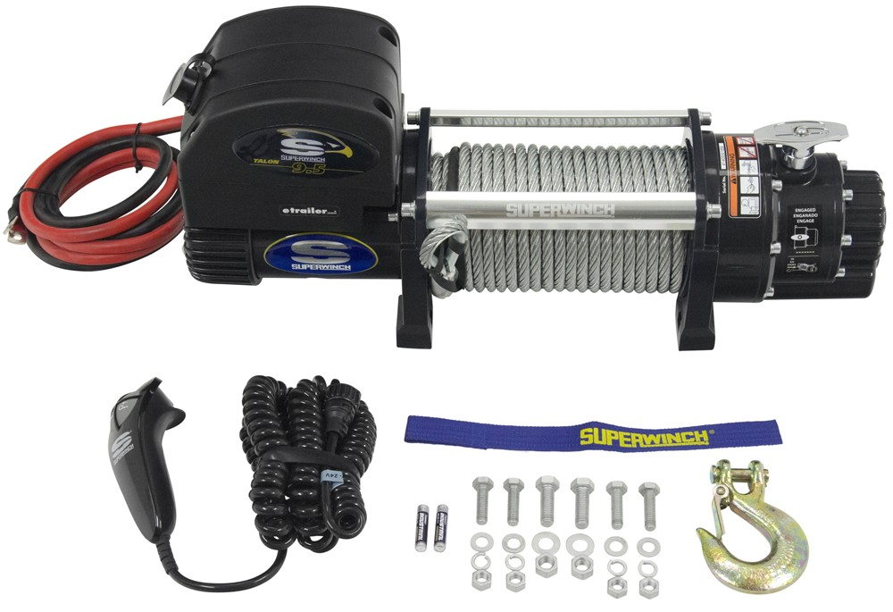 Compare Superwinch Talon Vs Superwinch X9 Heavy