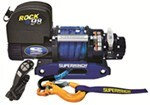Superwinch Talon Series Rock 98 Off-Road Winch - Synthetic Rope - Hawse Fairlead - 9,800 lbs