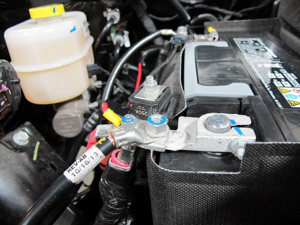 Winch Wiring Kit Trailer Wiring Diagram Wiring Electric Trailer Winch