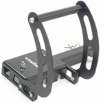 Superwinch Hitch Mounted Winch Plate with Handle