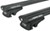 "Rhino-Rack SXB Roof Rack for Raised, Factory Side Rails - Aero Crossbars - 42"" Long - Black"