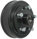Titan 5 on 5-1/2 Complete Hub-and-Drum Assembly - Hydraulic Brakes - 8-1/2""