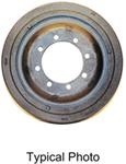 Titan 6 on 8-1/4 Demountable Brake Drum - 13""