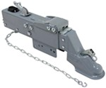 "Titan Brake Actuator w/ Drop - Painted - Drum - 2-5/16"" Ball - Bolt On - 20,000 lbs"