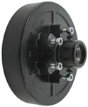 "Titan 6 on 5-1/2 Complete Hub-and-Drum Assembly - Hydraulic Brakes - 12"" - LM67048 Bearing"