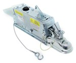 Titan Zinc-Plated, Leverlock Brake Actuator w/ Lockout Shield - Disc - Adjustable Ball - 7,000 lbs