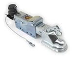 "Titan Zinc-Plated Brake Actuator w/ Lockout Shield - Disc - 2-5/16"" Ball - 8,000 lbs"