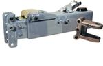 Titan Adjustable-Channel Brake Actuator - Painted - Disc - Clevis - Weld On - 20,000 lbs