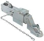 "Titan Zinc-Plated Brake Actuator w/ Drop - Disc - 2-5/16"" Ball - Bolt On - 20,000 lbs"