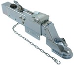 "Titan Zinc-Plated Brake Actuator w/ Drop, Lockout Shield - Disc - 2-5/16"" Ball - 20,000 lbs"