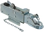 "Titan Zinc-Plated Brake Actuator - Disc - 2-5/16"" Ball - Bolt On - 12,500 lbs"