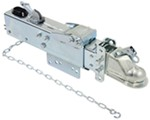 "Titan Zinc-Plated, Adjustable-Channel Brake Actuator - Disc - 2-5/16"" Ball - 14,000 lbs"