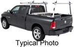 TracRac G2 Sliding Truck Bed Ladder Rack w/ Over-the-Cab Extension - 1,250 lbs