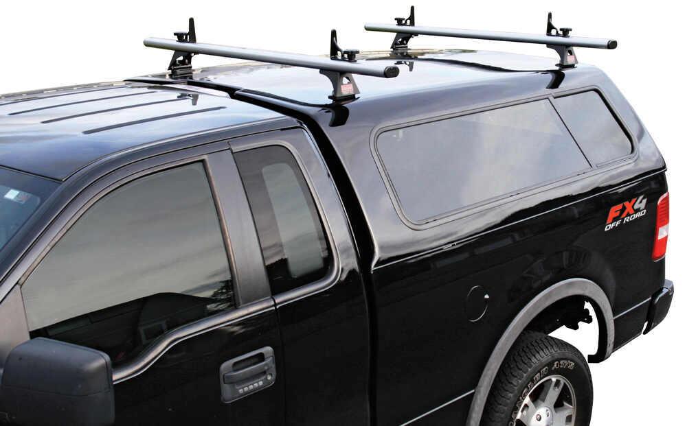 Tracrac Caprac Ladder Rack For Camper Shell Truck Cap 4
