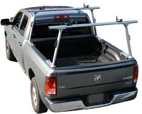 Harbor Freight Ladder Rack
