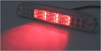 Brake light lit up on Pilot third brake light