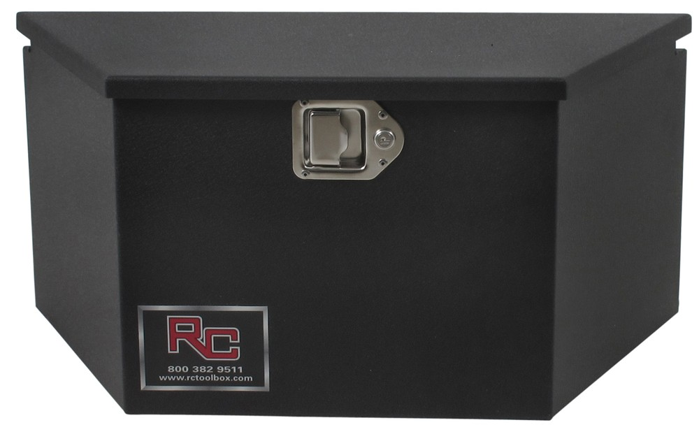A Frame Trailer Tongue Toolbox Textured Finish Rc