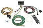 TowDaddy Custom Tail Light Wiring Kit for Towed Vehicles