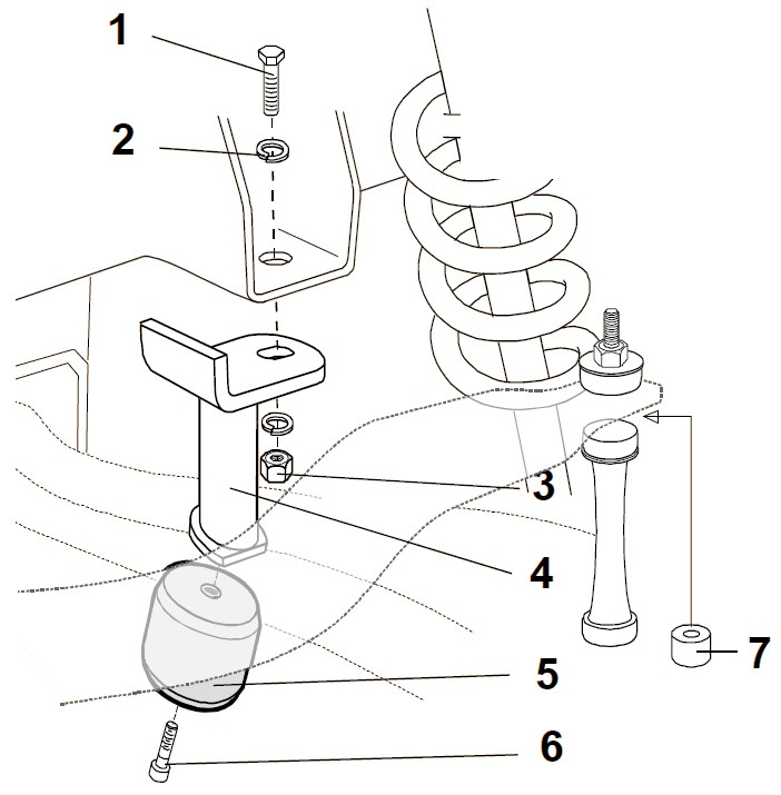 suspension diagram for 2007 pontiac g6
