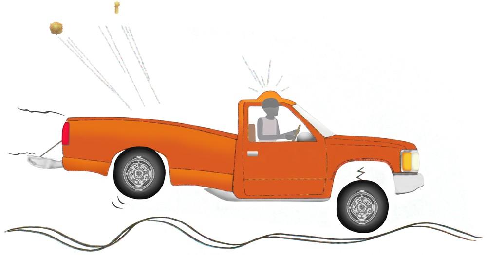 Timbren Vehicle Suspension For Chevrolet Silverado 3500