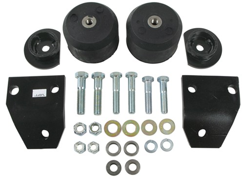 GMC Yukon, 1997 Vehicle Suspension Timbren TGMFK35C