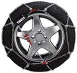 Thule Self-Tensioning, Low-Profile Snow Tire Chains for Passenger Vehicles - CG9 - Size 080
