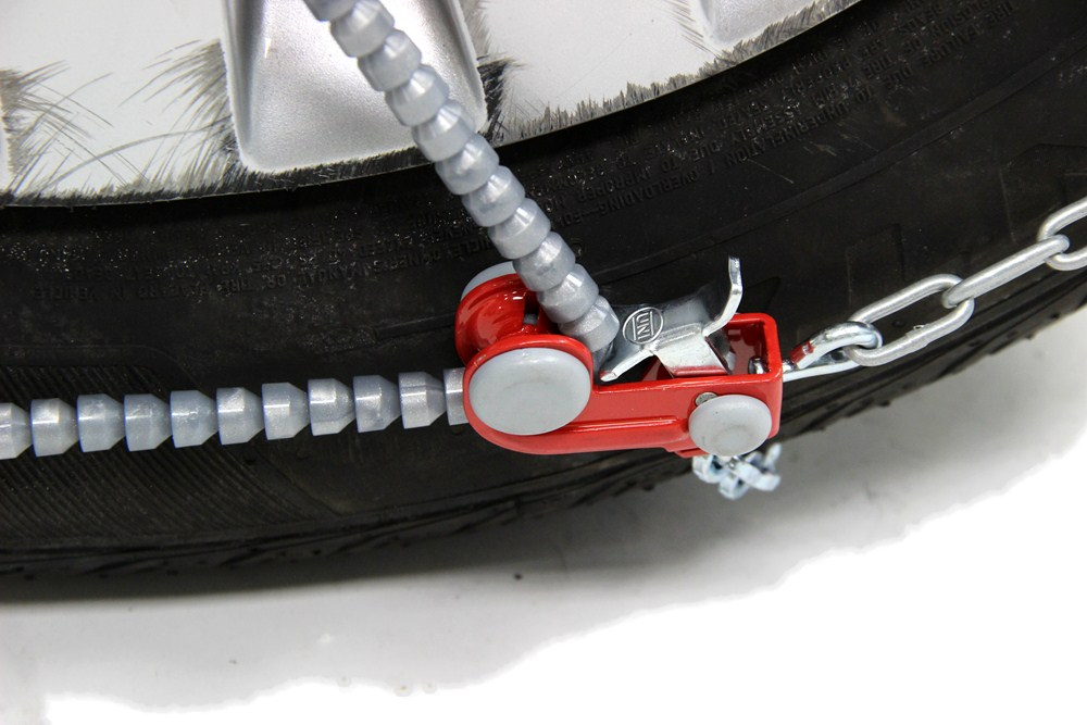 Thule Self Tensioning Snow Tire Chains Diamond Pattern D Link Cs10 Size 097 Thule Tire