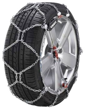 2009 Toyota Highlander Tire Chains Thule TH01594250