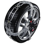 Thule Premium Self-Tensioning Snow Tire Chains for Passenger Vehicles - K-Summit - Size K11