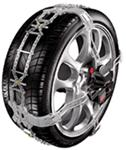 Thule Premium Self-Tensioning Snow Tire Chains for Passenger Vehicles - K-Summit - Size K45