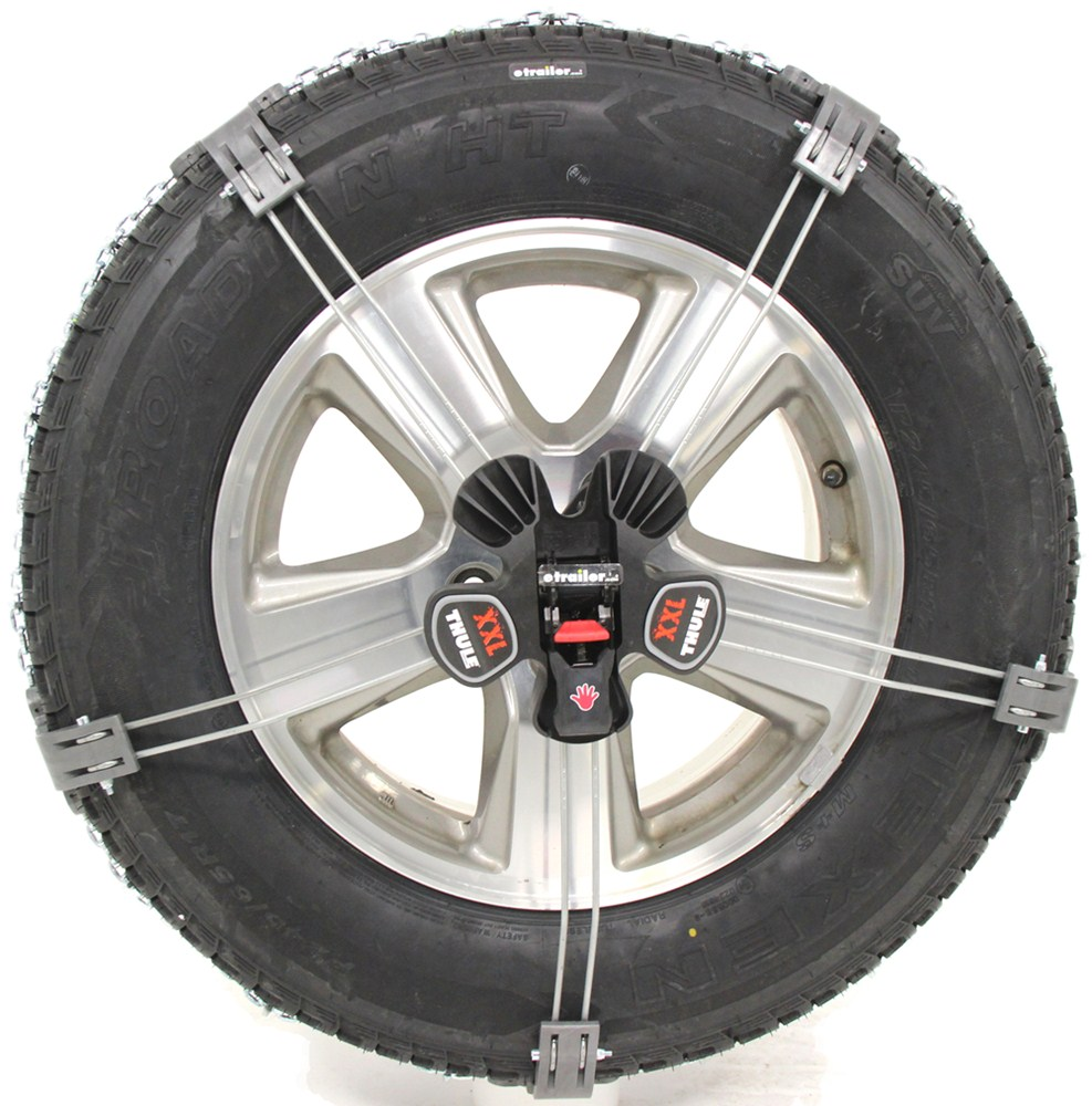 Thule Tire Chains For Land Rover LR3 2010