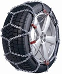 Thule Standard Snow Tire Chains for SUVs, Commercial Vehicles and Motor Homes - XD16 - Size 247