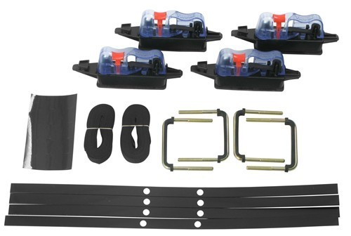 Replacement Easysnap Mounting Kit For Thule Cargo Boxes