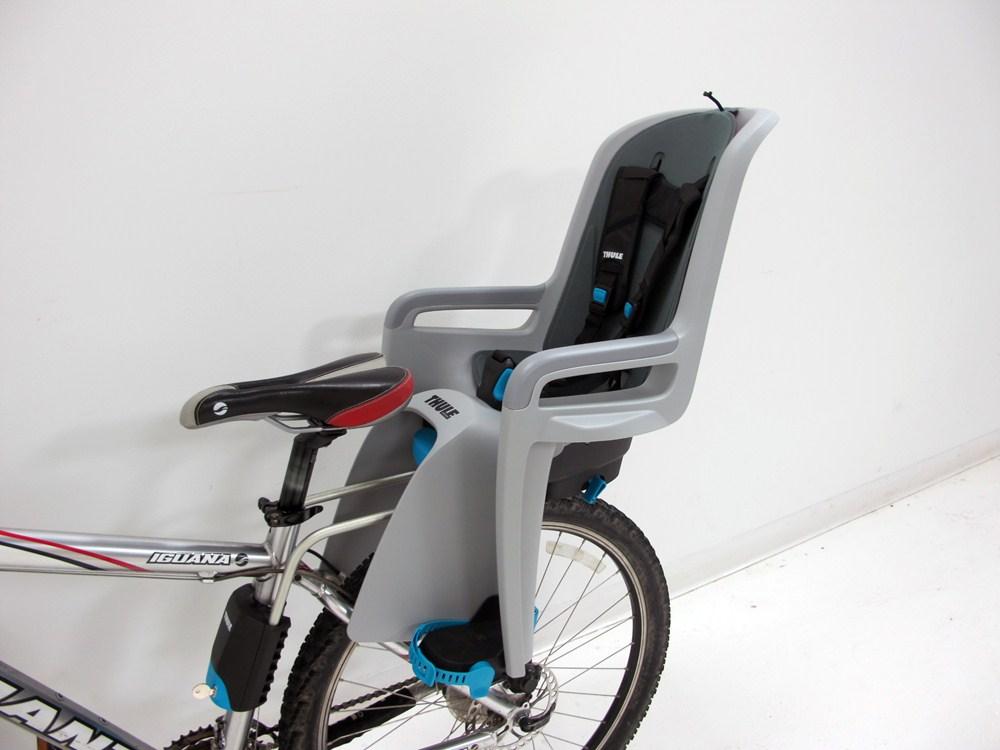 Thule Ridealong Child Bike Seat Rear Mount 9 Months To