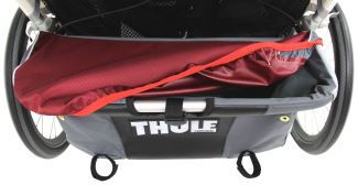 Thule CX storage compartment with cover