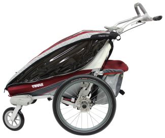 Thule CX child carrier fabric and side windows