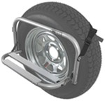 Wheel Mount Tire Step