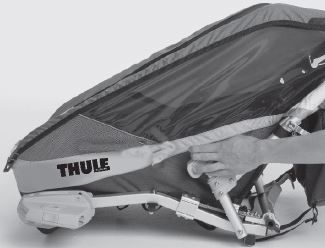 Replacement Auto Lock Assembly for Thule Chariot Cougar 2 ...