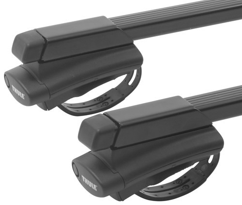 Thule Complete Crossroad Kit With 50 Quot Long Bars And Locks