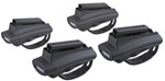 Thule Rapid Crossroad Roof Mounted Railing Foot Pack