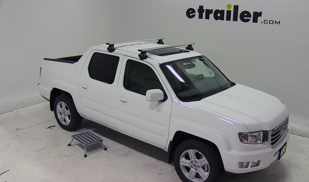 Installation Of The Thule Traverse Roof Rack On A 2013