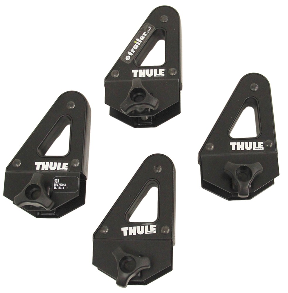 Thule Load Stops For Load Bars Qty 4 Thule Accessories