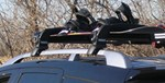 Thule Snowcat - Rooftop Ski and Snowboard Rack - for Factory Roof Racks