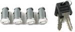 Thule One-Key System Lock Cylinders - Qty 4