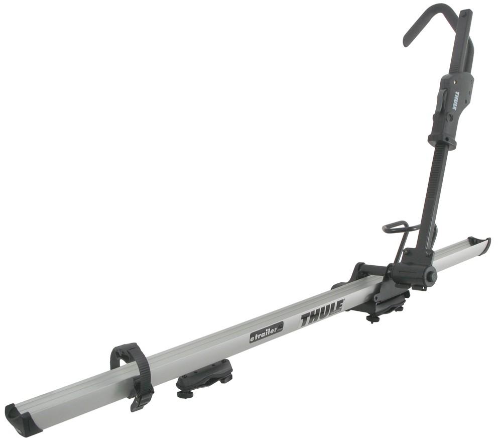 Gmc Sierra Roof Rack >> Thule Sidearm Wheel-Mount Bike Carrier - Roof Mount Thule Roof Bike Racks TH594XT